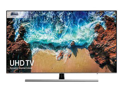 Samsung NU8000 82 inch Ultra HD 4K HDR Smart Television - Black