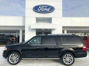 2017 Ford Expedition Platinum Max 4WD 3.5L ECOBOOST
