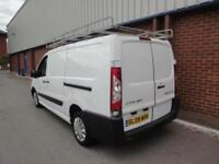 2009 CITROEN DISPATCH 1200 1.6 HDi 90 H1 LWB Van