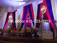 ❤️ LAST MINUTE WEDDING DECOR  ❤️ ❤️  RK DECOR