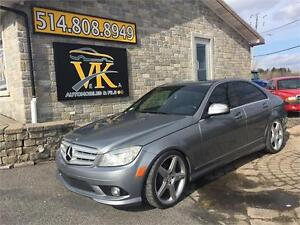 MERCEDES  4 MATIC AMG PACK IMPECABLE FINANCEMENT MAISON 100%