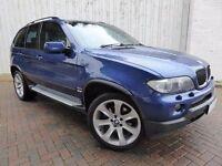 BMW X5 3.0d Sport Auto Edition, Diesel, Long MOT, Service History, Fabulous Specification Vehicle