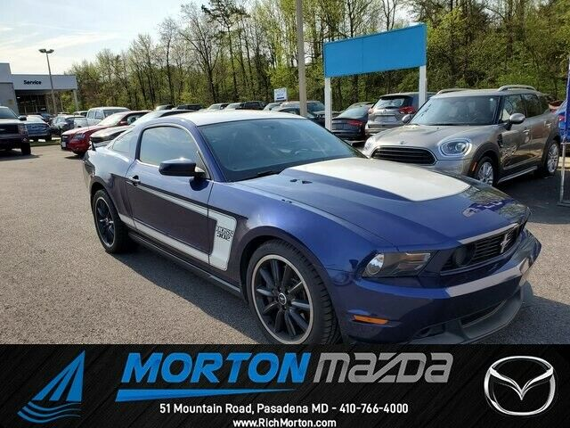 Image 1 Voiture American used Ford Mustang 2012