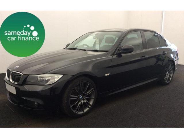 BMW 3 Series Sport Plus Edition Saloon (black) 2011   in Southampton ...