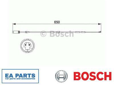 WARNING CONTACT, BRAKE PAD WEAR FOR BMW BOSCH 1 987 473 (Leeds Mall)