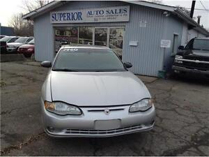 2004 Chevrolet Monte Carlo Fully Certified and Etested!