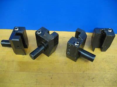 4 Vdi-20 Shank 58 Tool Holders Index W62350 3700 Cnc Turning Vgc
