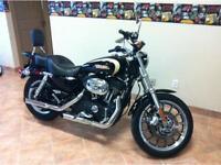 2008 Harley Davidson sportster 1200 roadster..Rare Find