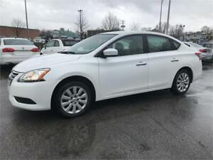 2014 Nissan Sentra *71,000KM* AUTOMATIQUE A/C BLEUTOOTH CRUISE