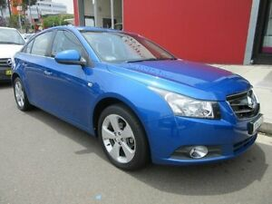 2010 Holden Cruze JG CDX Moroccan Blue 6 Speed Auto Sports Mode Sedan Croydon Burwood Area Preview