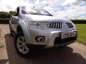 Mitsubishi L200 2.5DI-D CR 4WD LB Double Cab Pickup Warrior