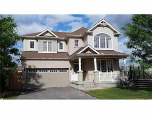 3 and 4 bedroom single family homes - Barrhaven!