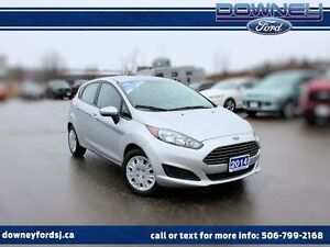 2014 Ford Fiesta SE 4dr Hatchback Heated Seats Bluetooth!