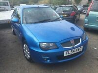 2004 Rover 25, starts and drives well, MOT until 2nd October, car located in Gravesend Kent, any que