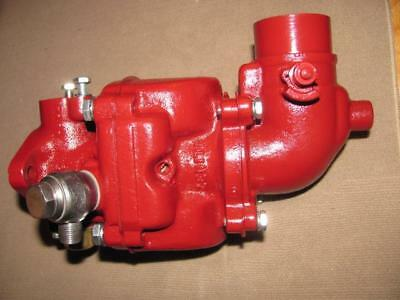 Farmall International Ihc Carburetor Model F20 Zenith Tractor Carb