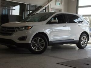 2017 Ford Edge SEL-Moon Roof-Nav-Heated Leather Seats