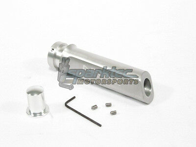 NRG Aluminum GEN 3 Emergency Hand Parking Brake E-Brake Handle Brushed (Emergency Hand Brake)