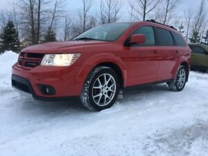 Dodge Journey Traction integrale 4 portes R/T