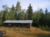 Finish & save thousand house near lakes by Quesnel
