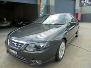 2007 Ford Fairmont BF MkII Ghia 6 Speed Auto Seq Sportshift Sedan Holroyd Parramatta Area Preview