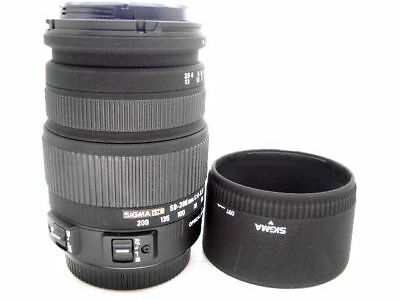 50-200mm Teleobjektiv Zoom HSM mit OS Bildstabilisator Zoomobjektiv AF für Canon (Kleine Canon Digital Kamera)