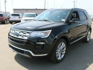 2018 Ford Explorer LTD, 3.5 V6, LANE DEPART, ADAPTIVE CRUISE, BL
