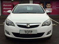 Vauxhall Astra 1.7CDTI 2012 Exclusiv ** GOOD/BAD CREDIT CAR FINANCE *FROM £20PW*