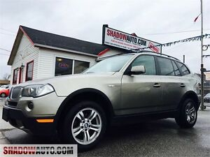 2008 BMW X3 3.0**PANORAMIC**mercedes, lexus, audi, luxury,cars