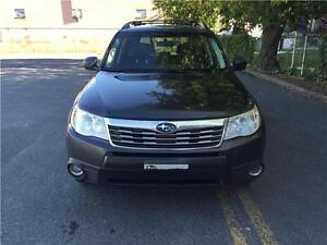 SUBARU FORSTER 2009 LIMITED 217000KM AWD AUTOMATIC LEATHER