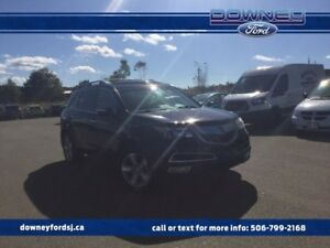 2010 Acura MDX 3.7L Technology Package Nav Htd Seats AWD Backup