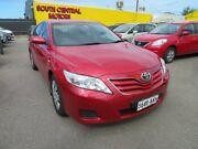 2010 Toyota Camry Altise Red 4 Speed Automatic Sedan Morphett Vale Morphett Vale Area Preview