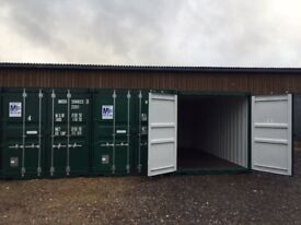 Secure Self-storage Container to rent