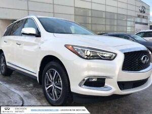 2019 Infiniti QX60 EXECUTIVE DEMO/PURE PKG