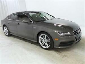 2014 Audi A7  AWD! ONLY 13,305 MILES!
