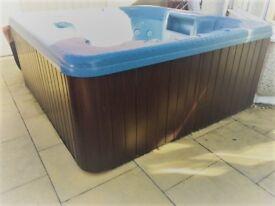 LA hot tub and Hydro hot tub for sale