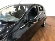 2013 Ford Fiesta WT Zetec PwrShift Black 6 Speed Sports Automatic Dual Clutch Hatchback Kingsgrove Canterbury Area Preview