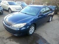 Toyota Camry LE 2005 115000KM