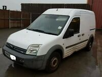 FORD TRANSIT CONNECT 2003-2013 PASSENGER SIDE FRONT WING BREAKING
