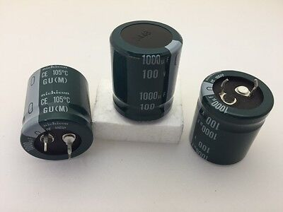 20 pcs ECA-1CFQ152  Panasonic 1500uF 16v 105c Electrolytic Capacitor