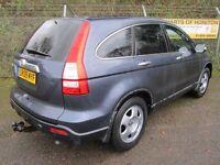 Honda CR-V 2.2 SE i-CTDi SE Turbo Diesel 5DR 4x4 (grey) 2009