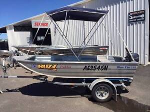 Blue Fin 3.65 Trekker with 9.9hp 4 Stroke Yamaha for sale Grafton Clarence Valley Preview