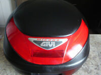 Boîte/coffre de rangement pour moto ou scooter GIVI E260 Micro2