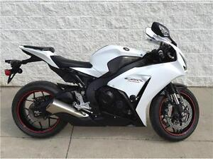 2012 HONDA CBR1000RA - LOTS OF EXTRAS - $8,299
