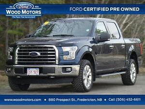 2016 Ford F-150 XLT (5.0L, XTR!) Certified Pre-owned