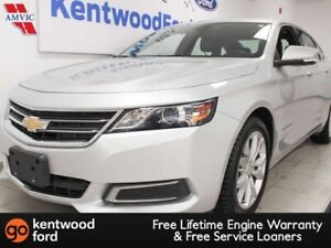 2017 Chevrolet Impala LT FWD with power drivers seat and a whole