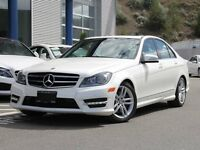 2014 Mercedes-Benz C-Class Certified | C300 | All-wheel Drive |