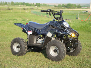 110cc ATV. Fully Automatic. OFFROAD MOTORSPORTS