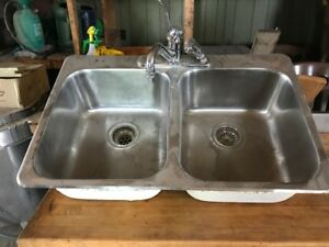 SINK and FAUCET