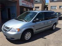 2005 Dodge Caravan STOW N GO