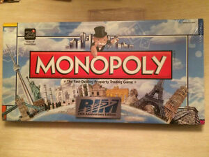 RIM (Research in Motion) MONOPOLY 25TH ANNIVERSARY ED NEW